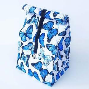 lunchbag motyle
