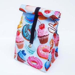 lunchbag śniadaniówka ciasteczka