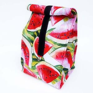 lunchbag śniadaniówka arbuzy